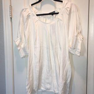 NWT Express silk blouse